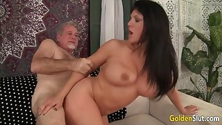 Naughty Matures Get Banged in Doggystyle Compilation