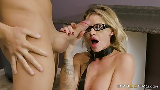 Jessa Rhodes does whatever is gratuitously of her in chum around with annoy office