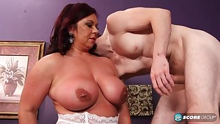 Krissy Rose - Very Gaffer Swinging Wife - rose
