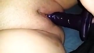 Bush-league BBW Matures Masturbation