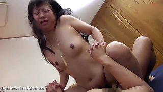 Japanese Step Milfs are Virgins Again - mommy